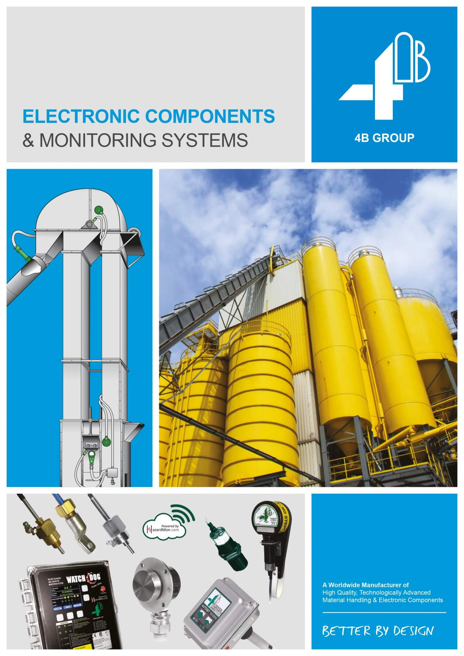4B Electronics Catalogue
