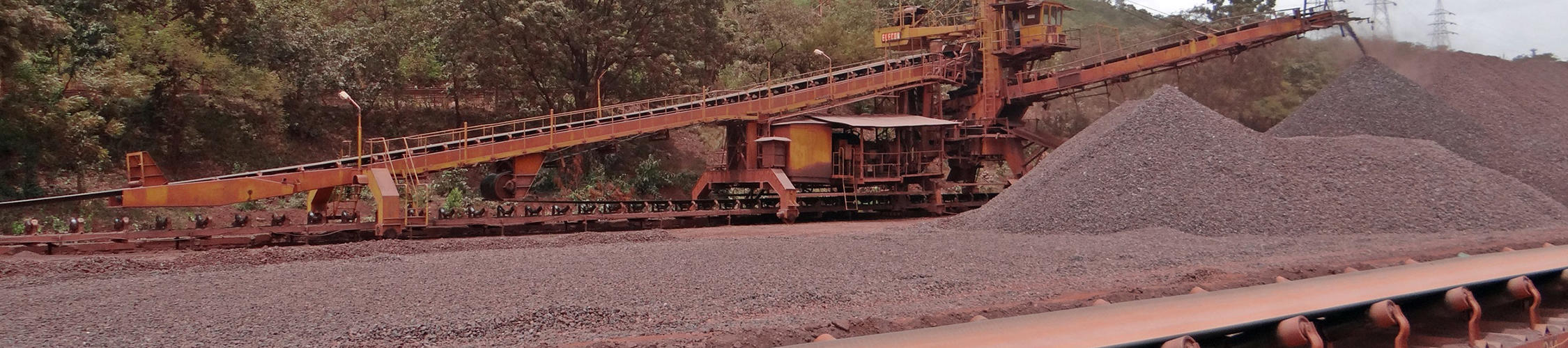 mining belt conveyors