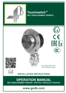 Product Manual - TS2V4CAI & TS2V3CAI
