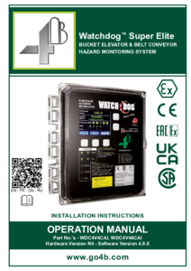 Product Manual - Watchdog Super Elite - WDC4