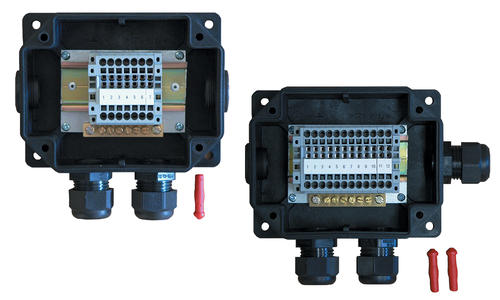 4B junction boxes (Atex)