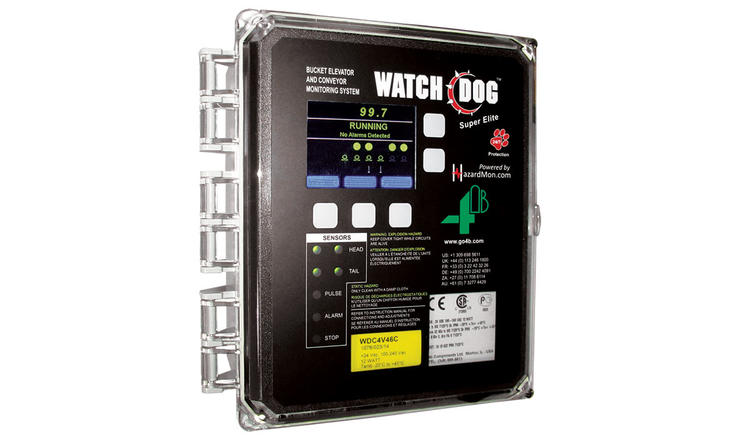 Watchdog Super Elite hazard monitor (WDC4)