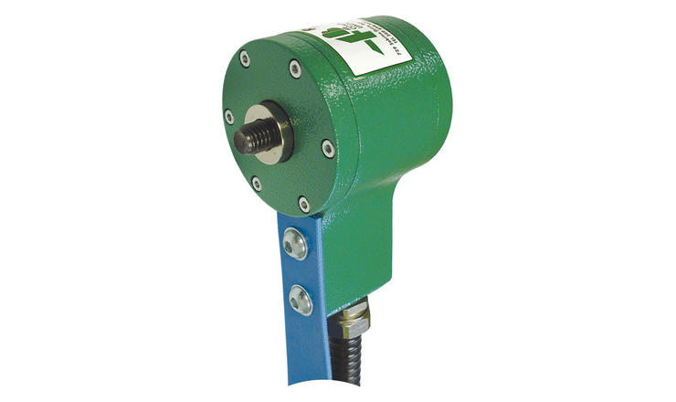 Rotech shaft encoder - aluminium