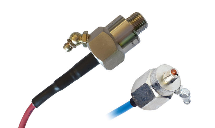 WDB bearing temperature sensors