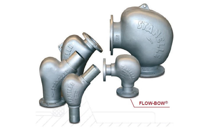 Flow Bow - Coude Anti Abrasion